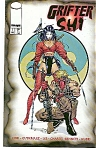 Click here to enlarge image and see more about item J0907: Grifter Shi - Image comics - # 1 March  1996