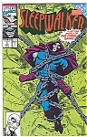 Click here to enlarge image and see more about item J0939: Sleepwalker - Marvel comics - Dec. 1991   # 7