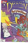 Click here to enlarge image and see more about item J0941: Topps comics  Duckman -  #  4  <March 1995
