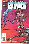 Lady Rawhide - Topps comics = 4 of 5  Jan. 1996