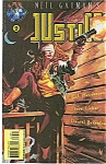 Lady Justice - Tekno comics - # 9  March 1996