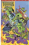 Click here to enlarge image and see more about item J0965: TURTLES- SAVAGE DRAGON CROSSOVER -# l