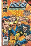 Click here to enlarge image and see more about item J0970: The Phoenix - Malibu comics - @ 0   March 1996