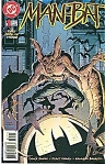 Click here to enlarge image and see more about item J0996: Man-Bat -  DC comics - # l  Feb. 96