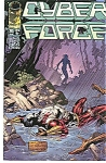 Cyber Force - Image comics - # 20  M arch  1996