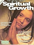 Click here to enlarge image and see more about item J10137: The truth about Spiritual growth -  1997