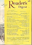 Reader's Digest -  March 1971