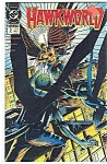 Click here to enlarge image and see more about item J1023: Hawkworld = DC comics - # 3  August 1990
