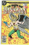 Click here to enlarge image and see more about item J1025: Hawkman - DC comics - # 4  August 1985