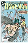 Click here to enlarge image and see more about item J1026: Hawkman - DC comics - # l  August 1986