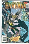 Click here to enlarge image and see more about item J1027: Hawkman - DC comics -  # 2  Sept. 1986
