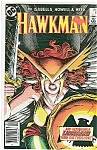 Click here to enlarge image and see more about item J1029: Hawkman - DC comics - #6   Jan. 1987