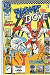 Click here to enlarge image and see more about item J1036: Hawk & Dove - DC comics Annual - # 1  1990