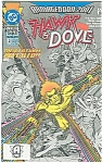 Click here to enlarge image and see more about item J1037: Hawk & Dove - DC comics  Annual  1991   # 2