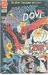 Click here to enlarge image and see more about item J1039: Hawk & Dove = DC comics = # 27 Sept. 1991