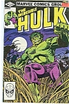 Hulk - Marvel comics - # 273  July 1982