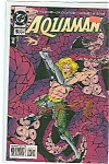 Click here to enlarge image and see more about item J1055: Aquaman  - DC  comics - # 5    1995