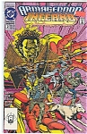 Click here to enlarge image and see more about item J1066: Armageddon - Dc comics - # 2 May 1992