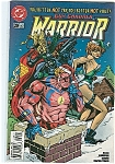 Click here to enlarge image and see more about item J1078: Warrior - DC comics - # 39  Feb. 1996