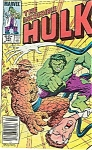 Hulk - Marvel comics - # 60 March  1984