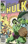 Click here to enlarge image and see more about item J1083: Hulk - Marvelcomic  # 303 Jan. 1985