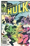 Click here to enlarge image and see more about item J1084: Hulk - Marvel comics - Feb. 1985  #304
