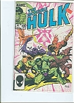 Click here to enlarge image and see more about item J1085: Hulk - Marvel comics = #306 April 1985