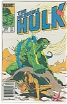 Hulk - Marvel comics - # 309   July 1985
