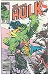 Hulk - Marvel comics -  # 310   Aug. 1985