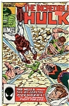 Hulk - Marvel comics - # 316  Fe b,1986