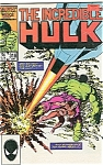 Hulk - Marvel comics - # 318  April 1986