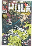 Hulk - Marvel comics =  # 385 Sept. 1991