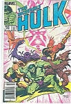 Hulk - Marvel comics - # 306  April 1985