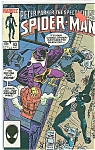 Click here to enlarge image and see more about item J1122: Spider man - Marvel comics - # 93  Aug.1984