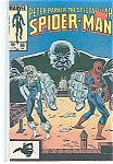 Spiderman Marvel comics - #98   Jan. 1985