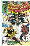 Click here to enlarge image and see more about item J1128: Spider-man - Marvel comics   Feb. 1990  - # 161