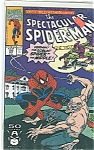 Click here to enlarge image and see more about item J1133: Spiderman - Marvel comics -   # 182 Nov. 1991