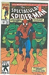 Click here to enlarge image and see more about item J1134: Spiderman- Marvelcomics - # 185     Feb. 1992