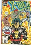 X-men 2099AD - Marvel comics # 22 July 1995