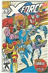 X-Force - Marvel comics -  March  1992  # 8