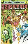 Nemesis - the warlock - Eagle comics  - Oct. # 2  1984