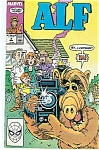 Click here to enlarge image and see more about item J1147: ALF - Marvelcomics - #  2 April 1988
