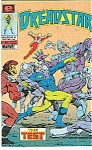 Dreadstar -Epic  comics - dec. 1984 #16