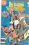 Tales of the LEGION  of super heroes -DC  comics