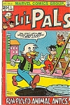 Click here to enlarge image and see more about item J1159: Li'l Pals - Marvel comics group - #l Sept 1972