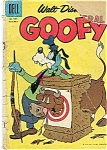 Goofy - Dell comics  # 1094  May-July 1960