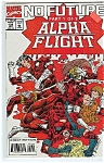 Click here to enlarge image and see more about item J1166: Alpha Flight - Marvel comics -  Jan.1994