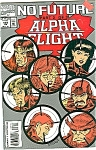 Click here to enlarge image and see more about item J1167: Alpha Flight =  Marvel comics - Feb. 1994