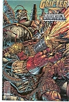 Click here to enlarge image and see more about item J1174: Grifter - Badrock - Image comics  # l  Oct 1995 RARE