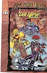 Backlash - Image comics - # 19 April 1996